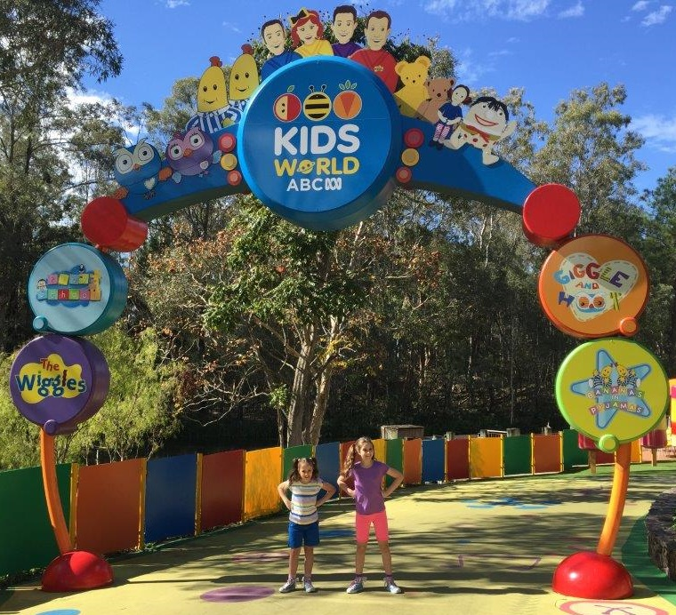 Wiggles World - Photo source: Letsgomumreviews.com.au
