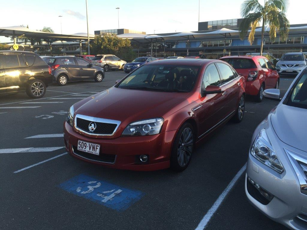 Avis hire cars Coolangatta Gold Coast Airport