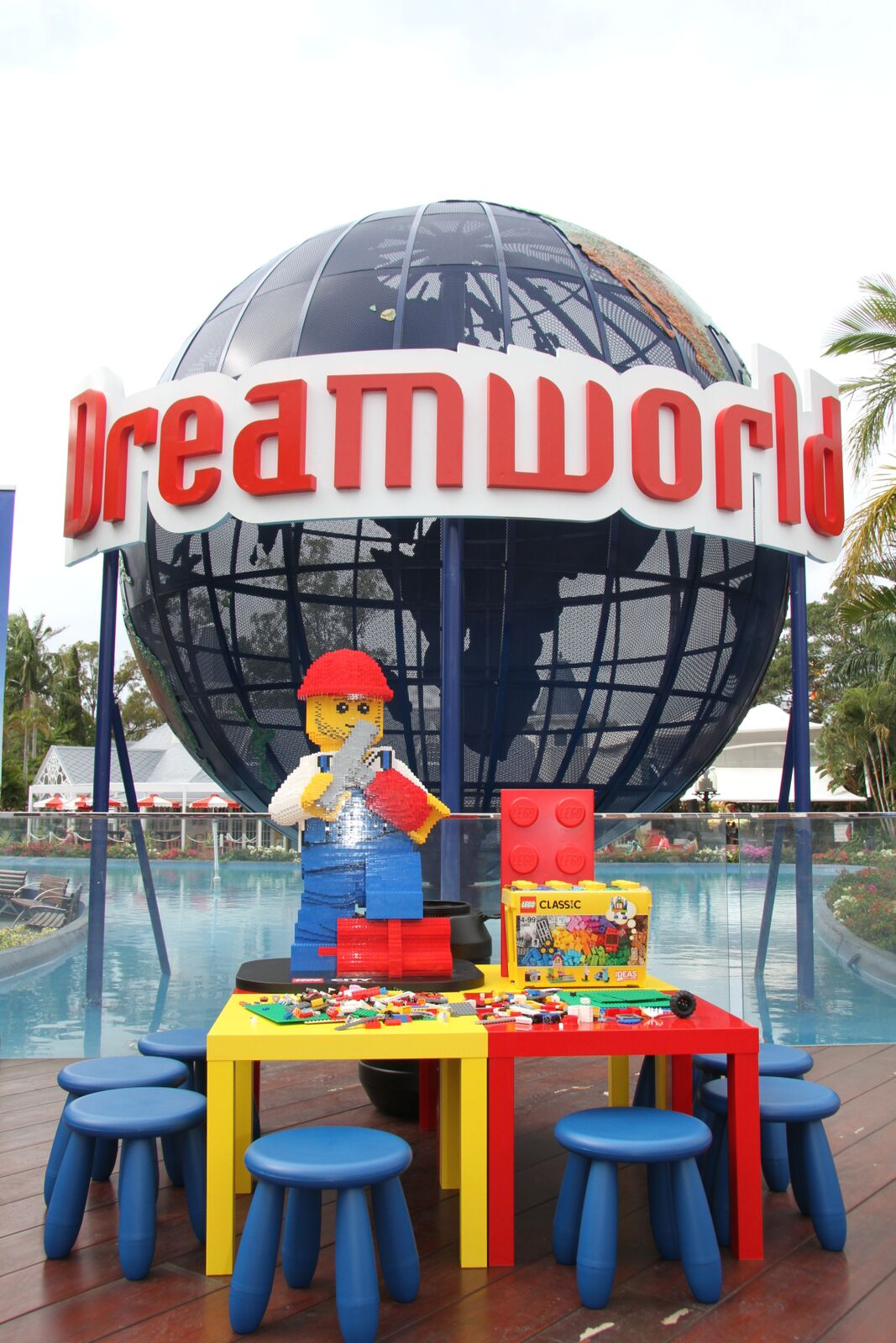 Dreamworld Lego Store - Picture source: Dreamworld