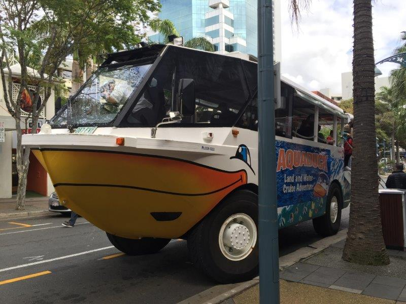 Aquaduck Adventures, Surfers Paradise