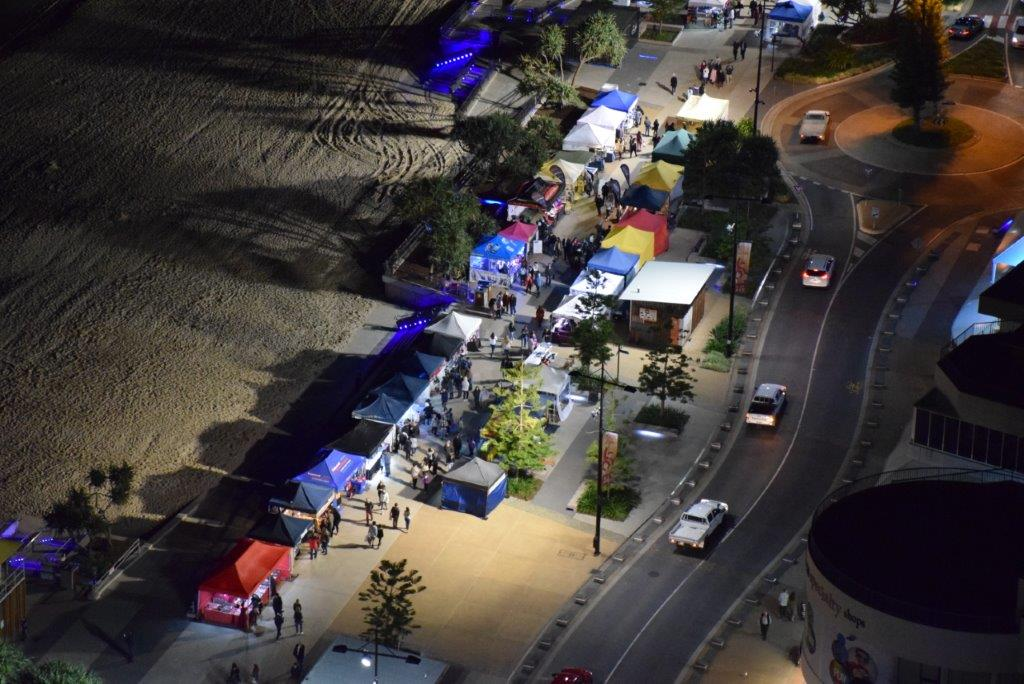 Gold Coast night markets