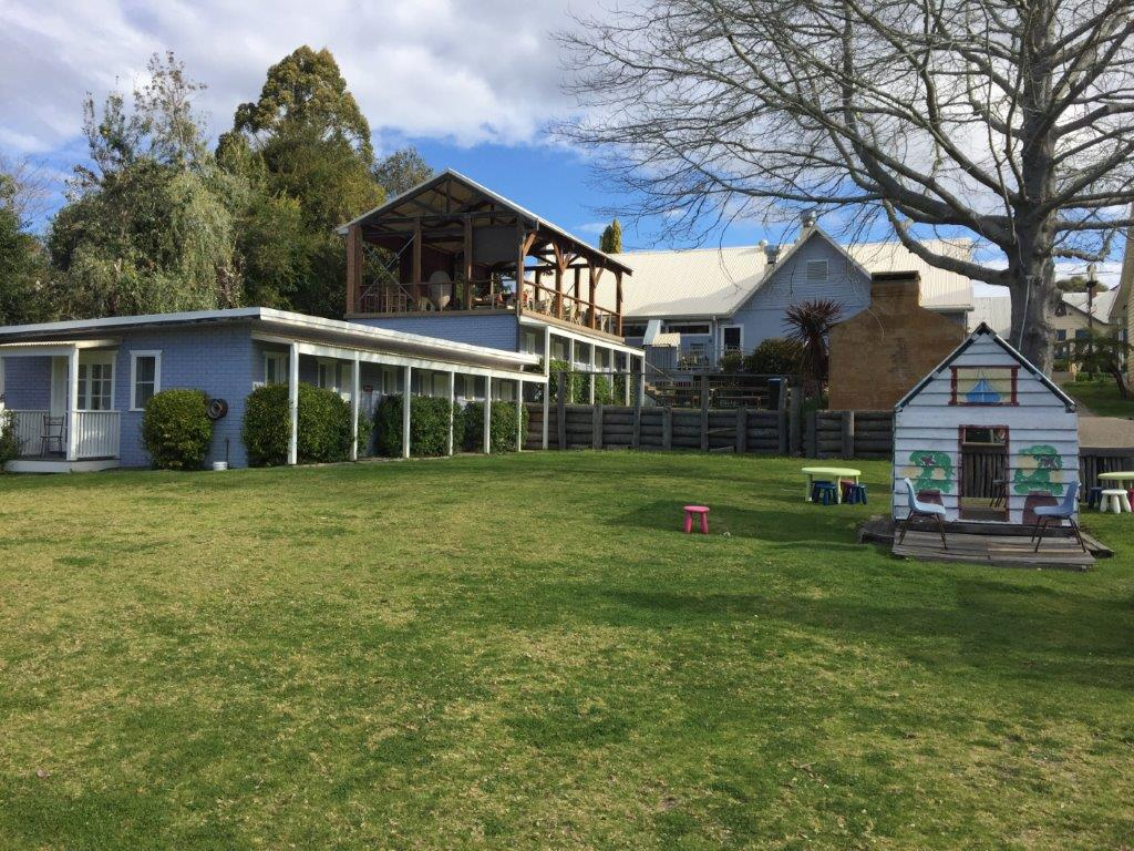 The Bodalla Cheese Factory and Dairy Shed cafe
