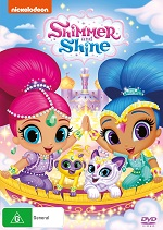 Shimmer and shine DVD