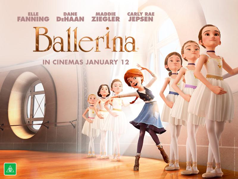 The Ballerina Movie