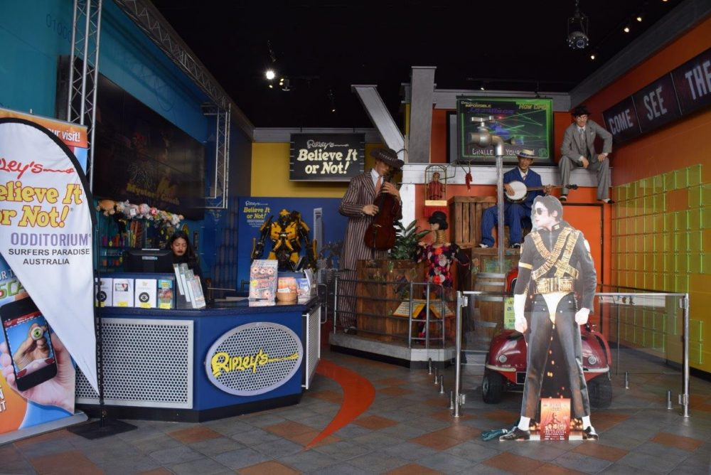 Ripley's Believe it or Not on the Gold Coast