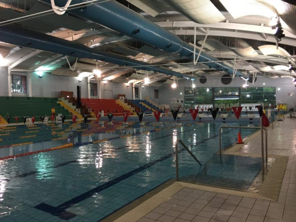 The Lakeside Leisure Centre