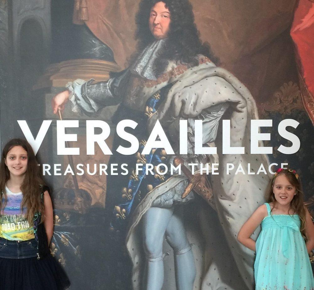 Versailles Canberra Exhibition
