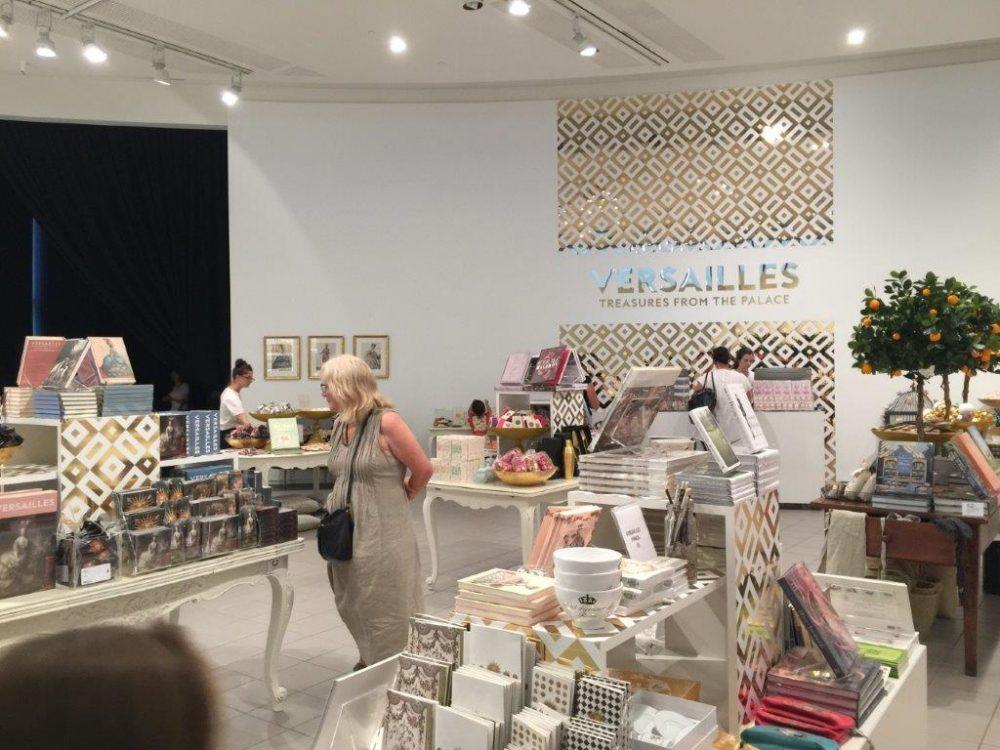 Versailles Canberra shop