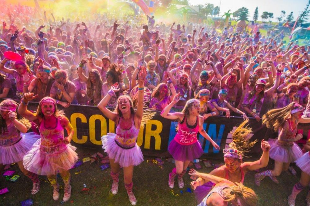 Canberra Color Run