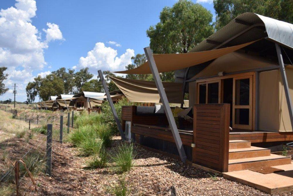 The Animal View Zoofari Lodges