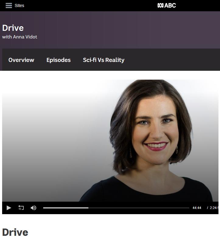 ABC Drive interview