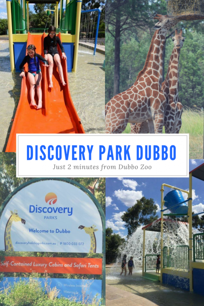 Discovery Park Dubbo Pinterest Pin