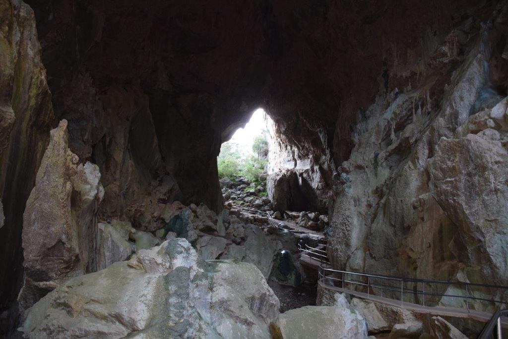 Victoria Arch, Wombeyan Caves