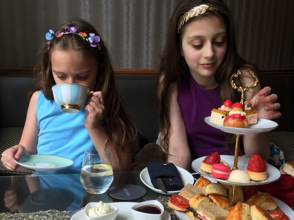 Sydney Sofitel Beauty and the Beast High Tea