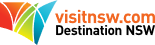 Visit NSW Website collaboration