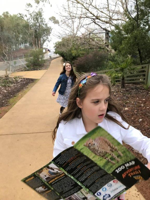 Come with us while we take you for a super-fast look around the Canberra Zoo