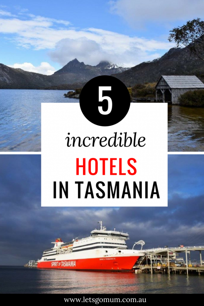 Top 5 amazing Tasmania hotels, Australia