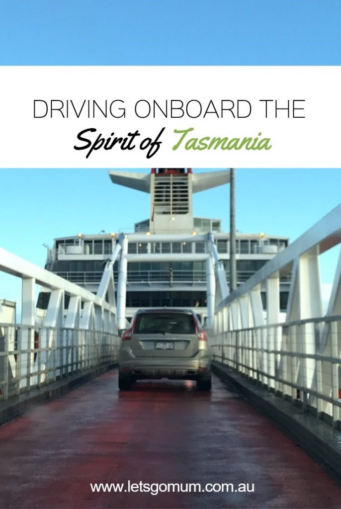 This video is a quick guide to what it is like to drive your car onboard the Spirit of Tasmania.