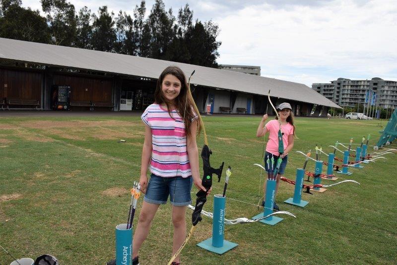 Sydney Olympic Park Archery Centre