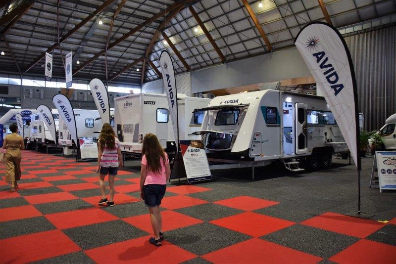 Sydney Olympic Park Caravan and Camping Expo