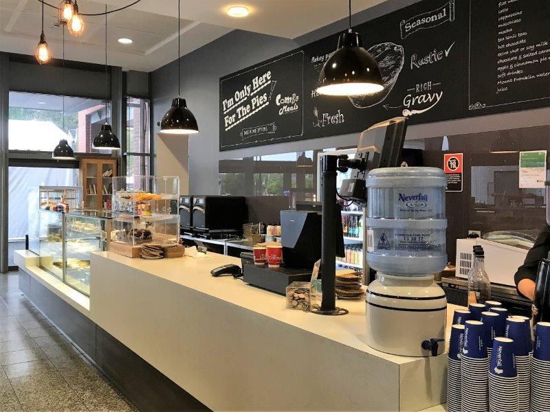 Sydney Olympic Park Lounge Bakery