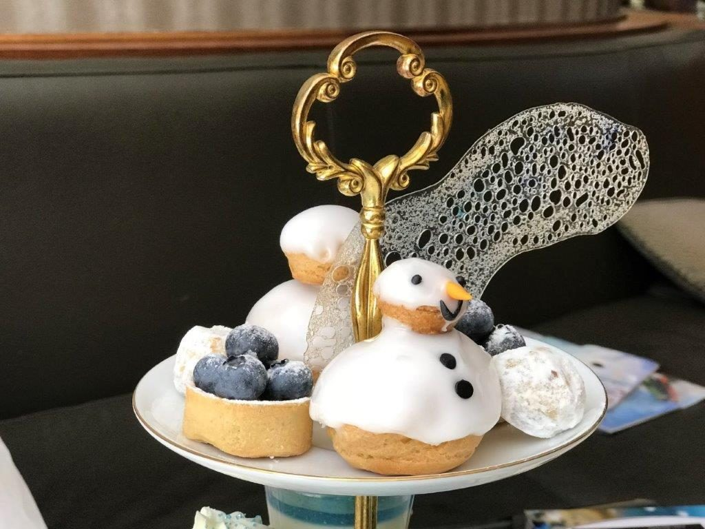 Disney Frozen High Tea