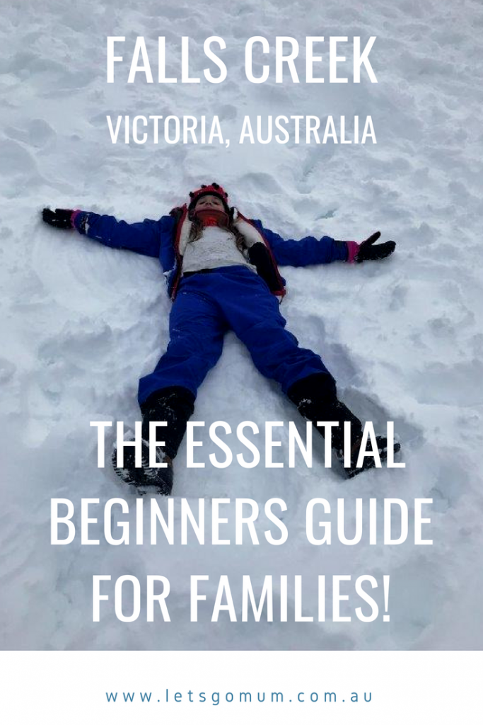 Falls Creek, Victoria, Australia - the essential beginners snow guide for families!