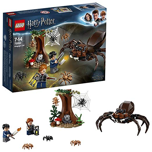 Harry Potter Lego - Aragog Playset