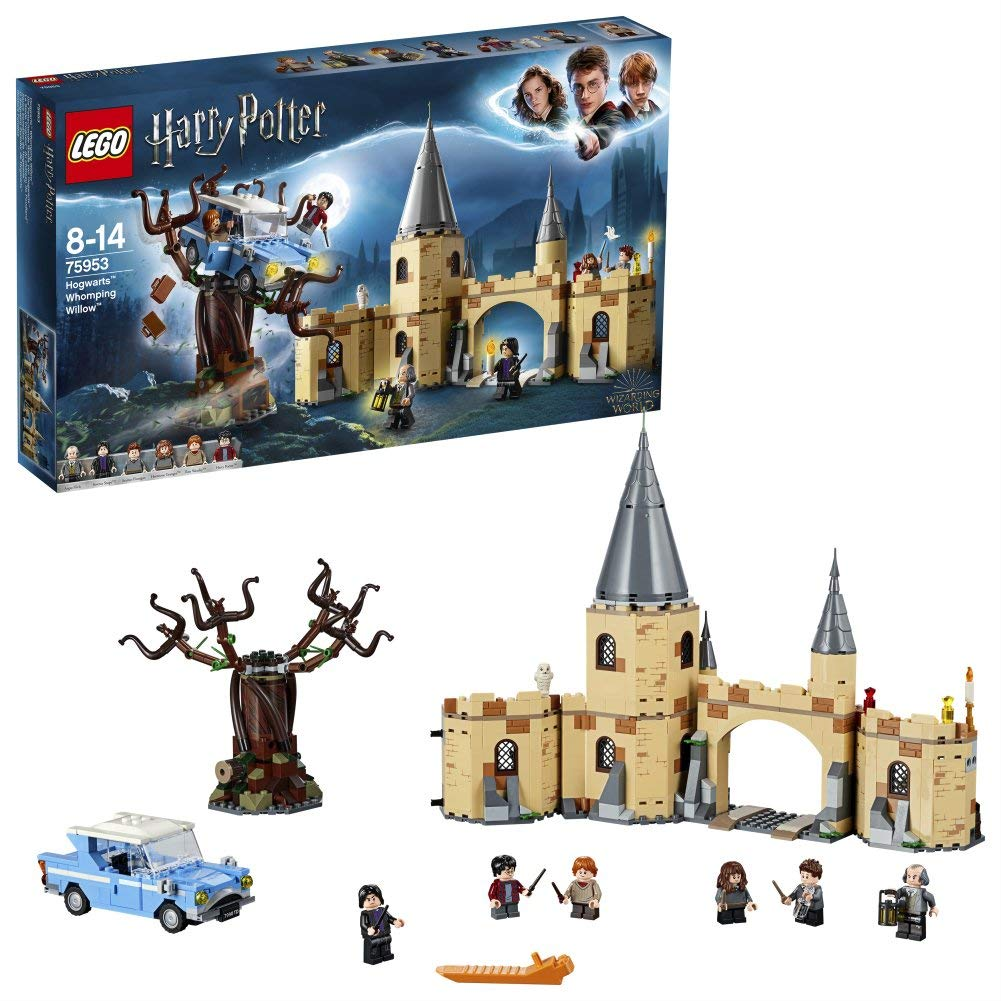 Harry Potter Lego - Whumping Willow Playset