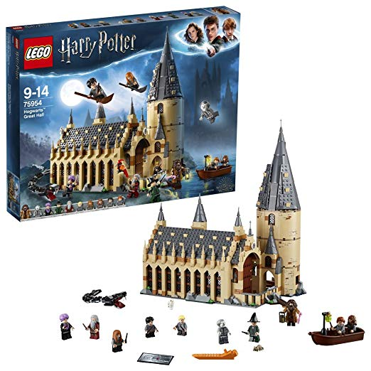 Harry Potter Lego - Great Hall Playset