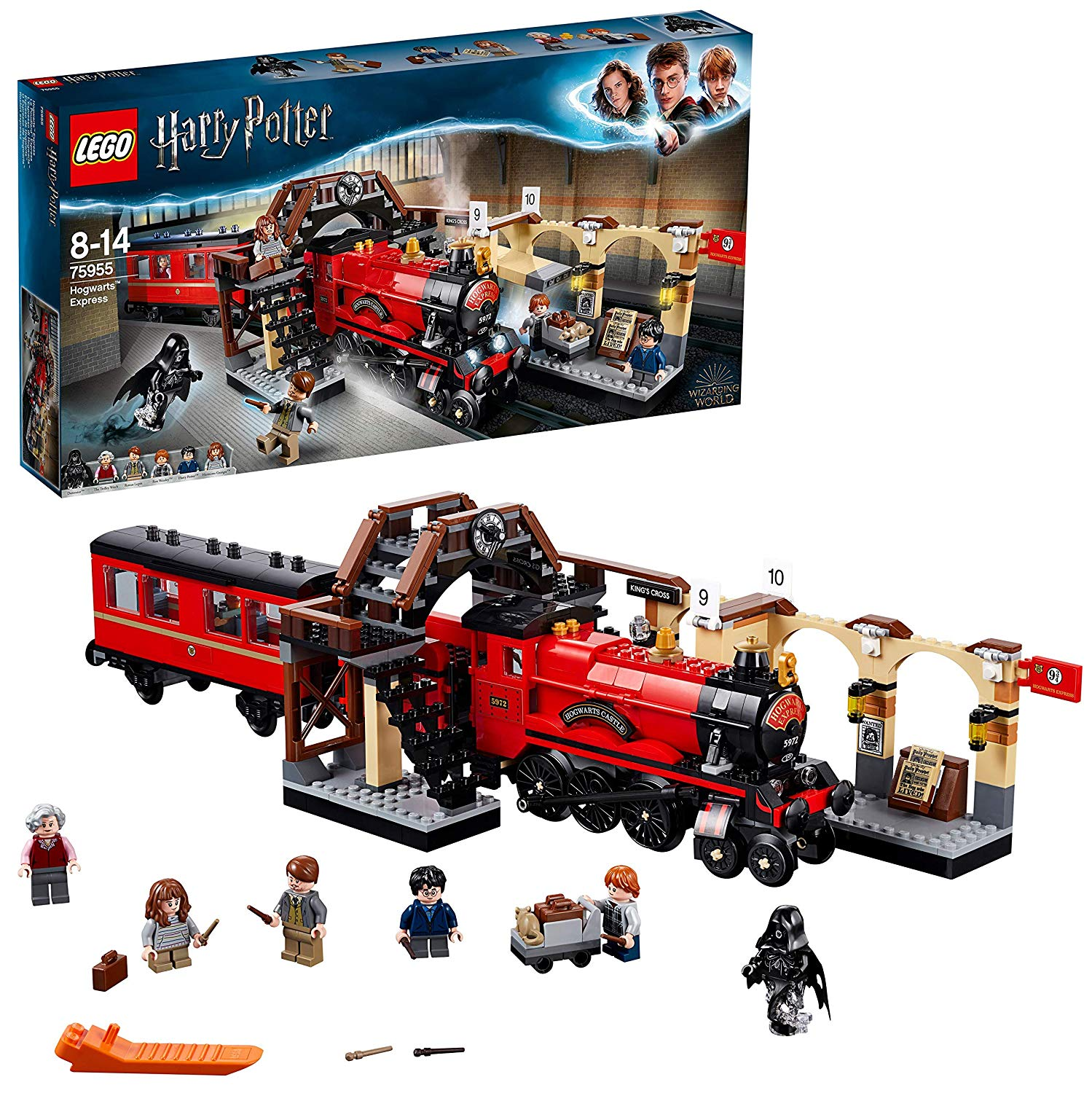 Harry Potter Lego - Hogwarts Express Playset