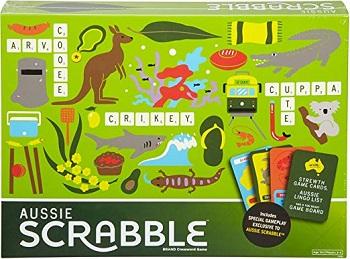 Scrabble Australian edition