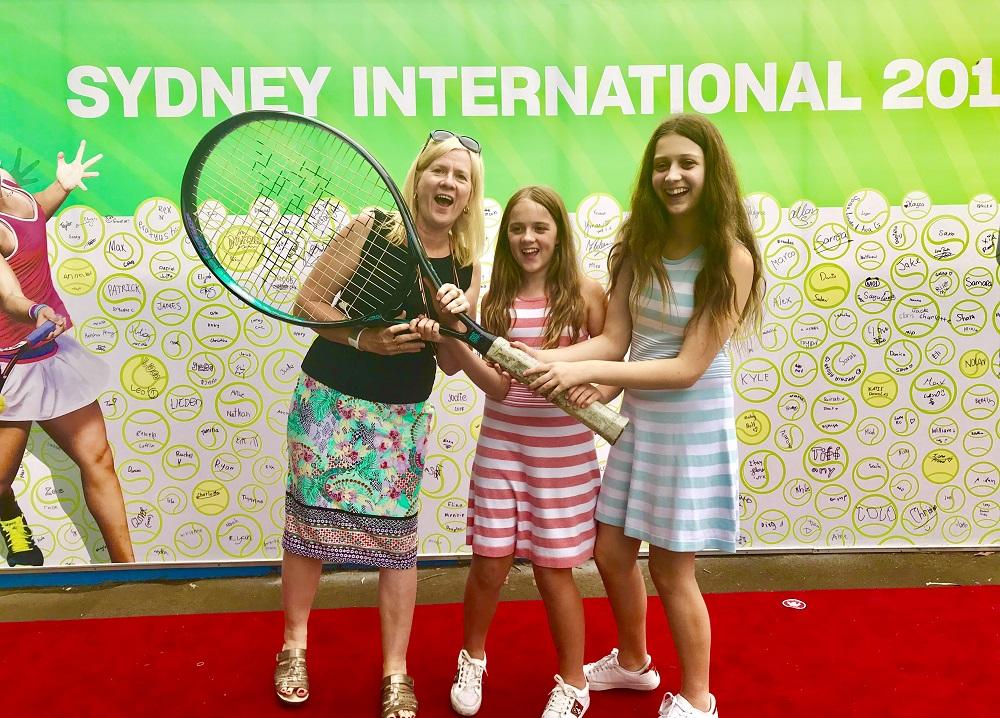 Sydney International