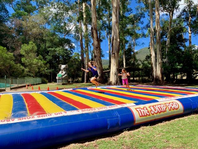 BIG4 Yarra Valley Park Lane Holiday Park Jump Pad