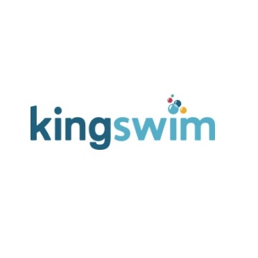King Swim School logo