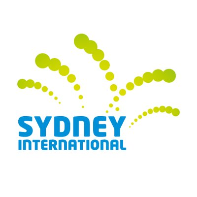 Sydney International Tennis Logo