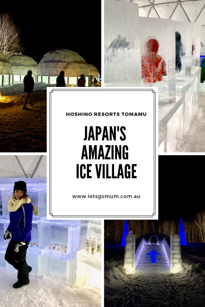 Unique and magically beautiful, you'll never forget a visit to the incredible Hoshino Resorts Tomamu Ice Village
