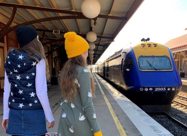 NSW TrainLink holidays