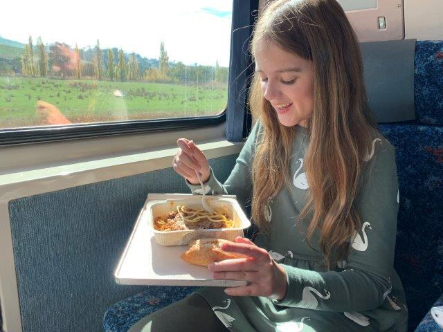 NSW TrainLink getaway