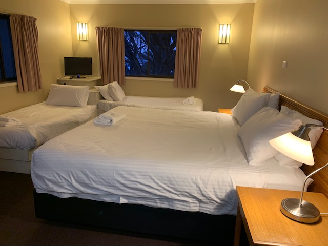 Our Matterhorn Ski Lodge accommodation
