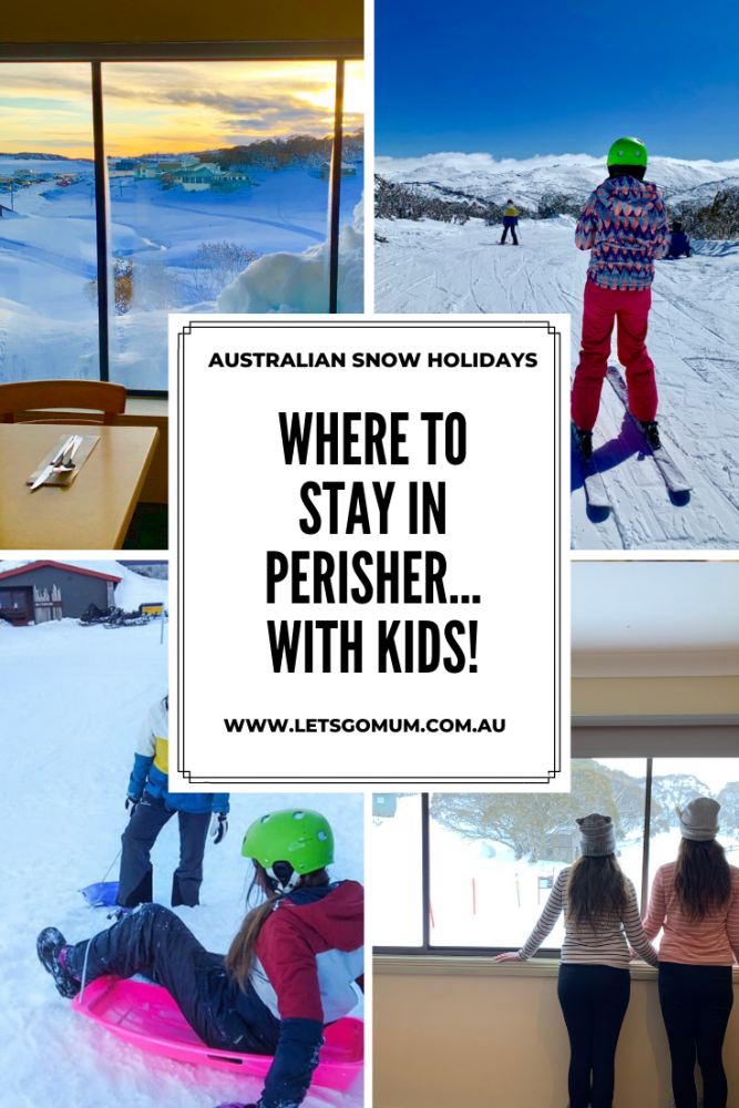 If you're looking for a great snow holiday for your family, stay right in the middle of the snow in Perisher Valley at the Matterhorn Lodge!