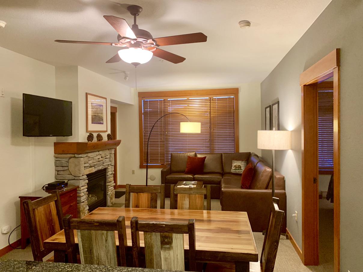 Mammoth Village Lodge apartment