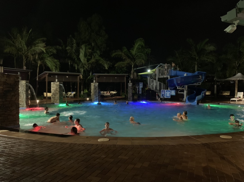 Gold Coast BIG4 Holiday Park swimming pool