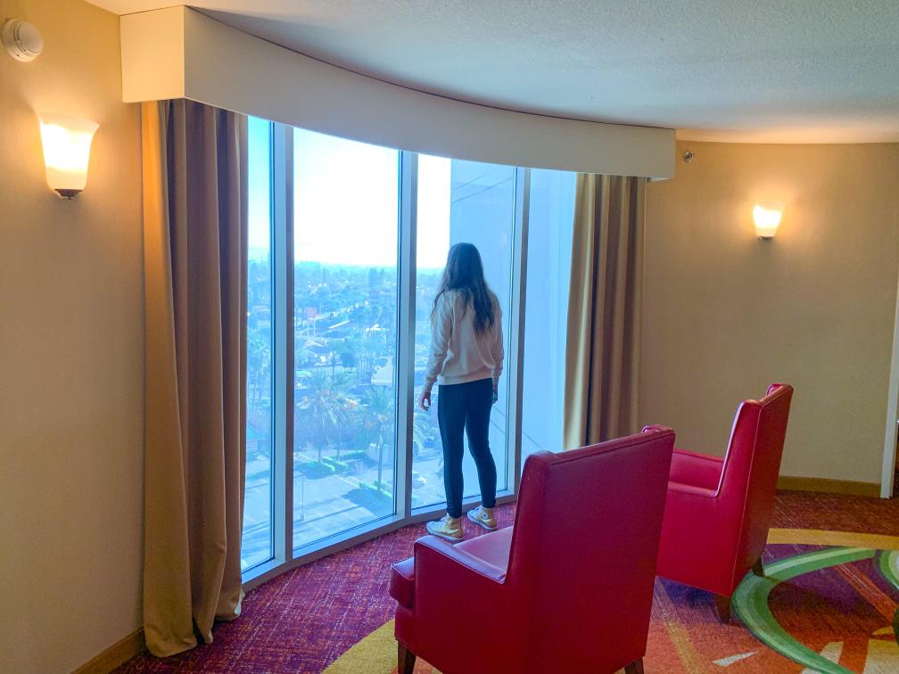 Anaheim Marriott Suites Disneyland hotel