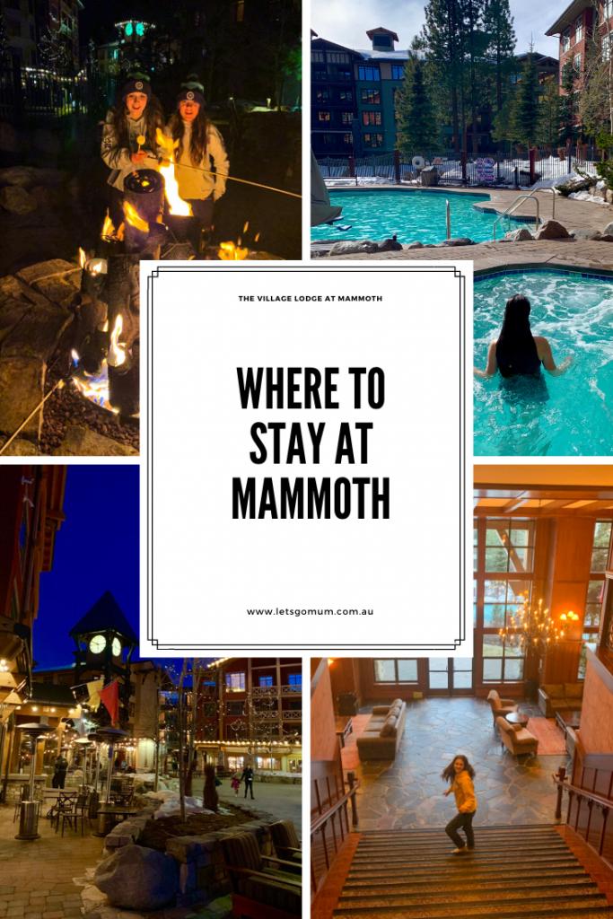 Mammoth The Village Pinterest pin-it