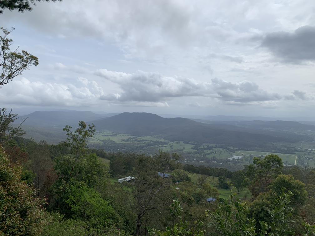Mount Tamborine lookout