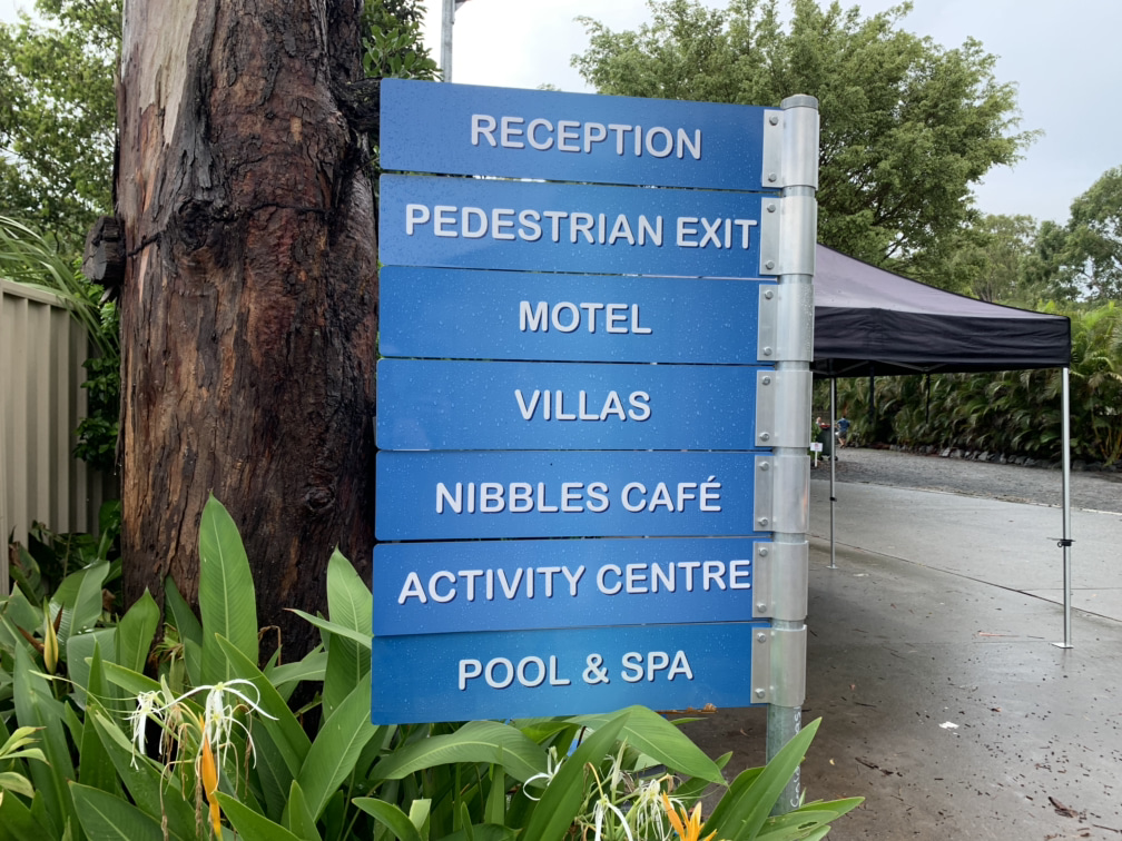 Motel, cabins and camp sites galore at BIG 4 Gold Coast