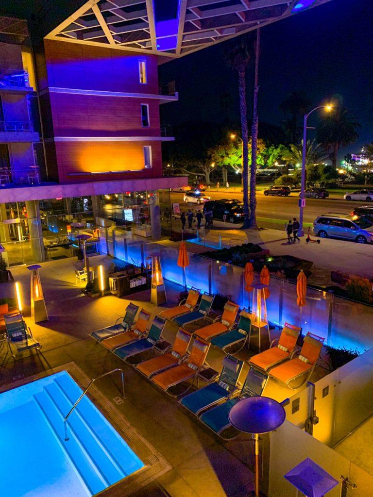 Shore Hotel, Santa Monica