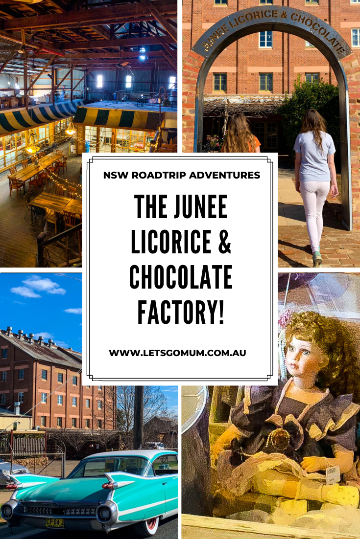 Junee Licorice & Chocolate Factory