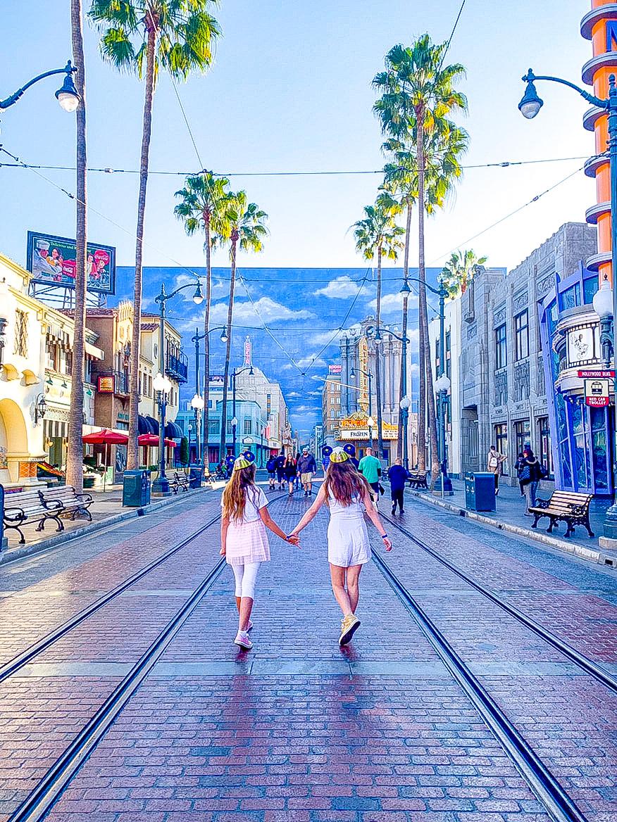 Disney Resort, California